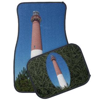 Barnegat Lighthouse Old Barney Car Mat