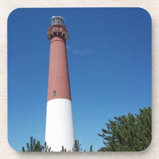 Barnegat Lighthouse Old Barney Coaster