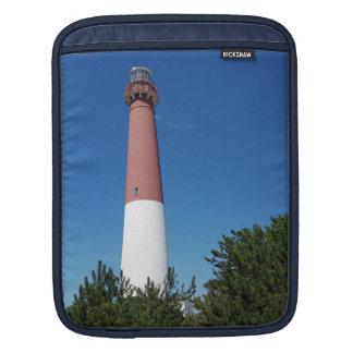 Barnegat Lighthouse Old Barney iPad Sleeve