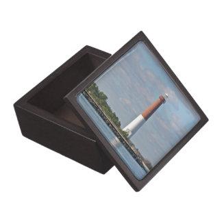 "Barnegat Lighthouse - ""Old Barney"" Jewelry Box"