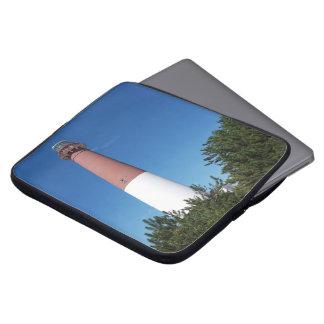 Barnegat Lighthouse Old Barney Laptop Sleeve