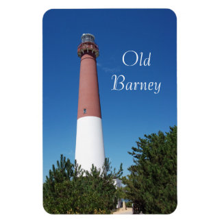 "Barnegat Lighthouse ""Old Barney"" Magnet"