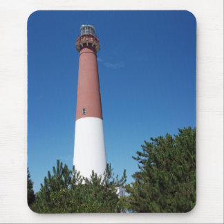 Barnegat Lighthouse Old Barney Mouse Pad