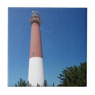 Barnegat Lighthouse Old Barney Tiles