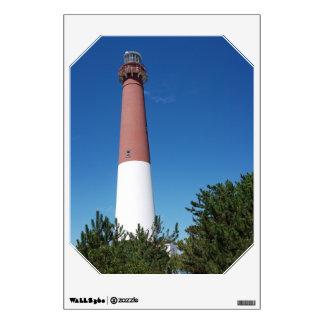 Barnegat Lighthouse Old Barney Wall Sticker