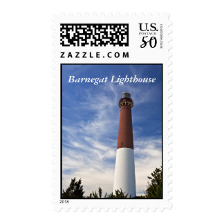 Barnegat Lighthouse Postage Stamp