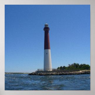 Barnegat Lighthouse Poster