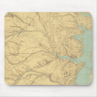 Barnegat, New Jersey Mouse Pad
