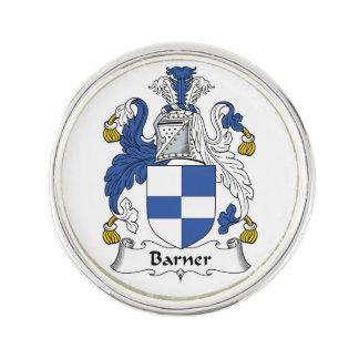 Barner Family Crest
