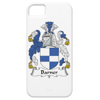 Barner Family Crest iPhone 5 Cases