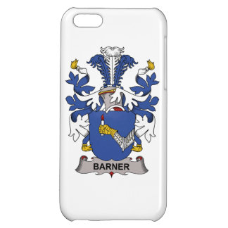 Barner Family Crest Cover For iPhone 5C