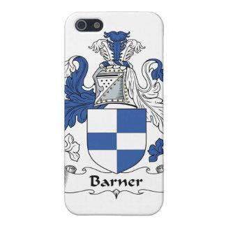 Barner Family Crest iPhone 5 Case