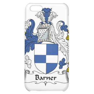 Barner Family Crest iPhone 5C Cover