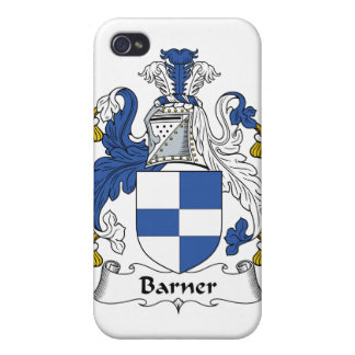 Barner Family Crest Covers For iPhone 4