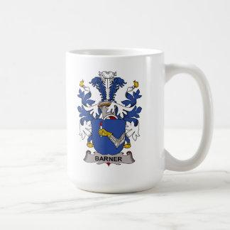 Barner Family Crest Mug