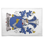 Barner Family Crest Placemat