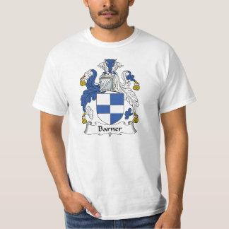 Barner Family Crest Shirt