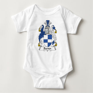 Barner Family Crest T Shirts