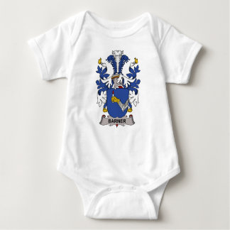 Barner Family Crest T-shirts