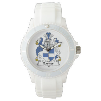 Barner Family Crest Wristwatches