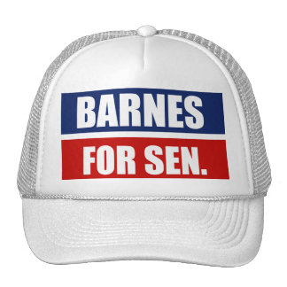 BARNES 2010 TRUCKER HAT