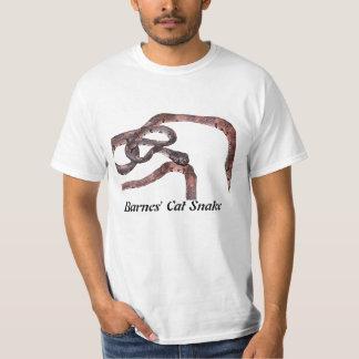 Barnes' Cat Snake Value T-Shirt