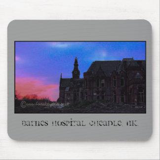 Barnes hospital Cheadle, UK. Mouse Pad