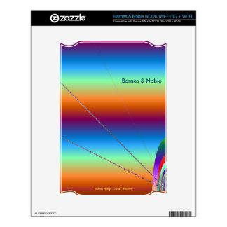 Barnes & Noble Nook Case NOOK Decal