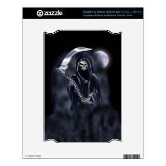Barnes & Noble NOOK (Wi-Fi/3G + Wi-Fi) Decals For The NOOK