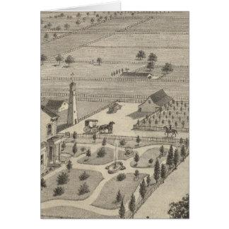 Barnes res, Woodland Card