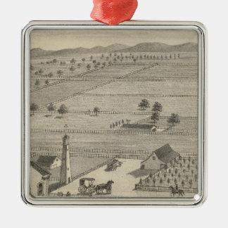 Barnes res, Woodland Ornaments