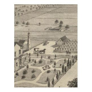 Barnes res, Woodland Post Cards