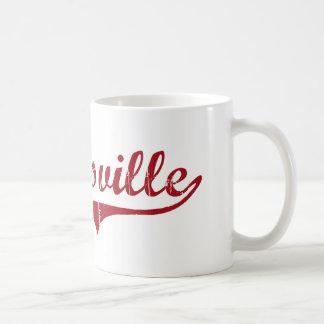 Barnesville Ohio Classic Design Classic White Coffee Mug