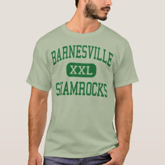 Barnesville - Shamrocks - High - Barnesville Ohio T-Shirt