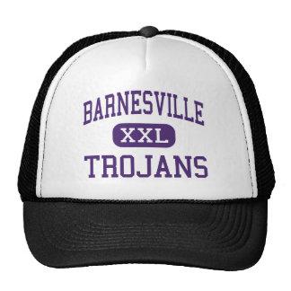 Barnesville - Trojans - High - Barnesville Trucker Hat