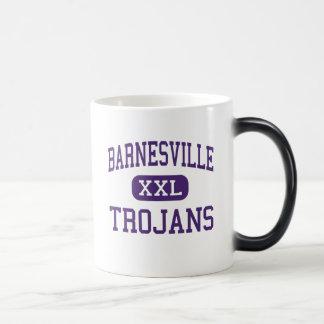Barnesville - Trojans - High - Barnesville 11 Oz Magic Heat Color-Changing Coffee Mug