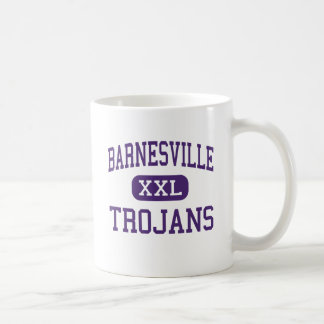 Barnesville - Trojans - High - Barnesville Classic White Coffee Mug