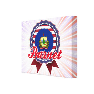 Barnet, VT Gallery Wrap Canvas