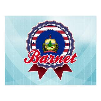 Barnet, VT Post Card