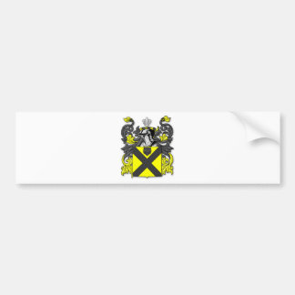 Barnett Coat of Arms Bumper Sticker