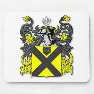 Barnett Coat of Arms Mouse Pad