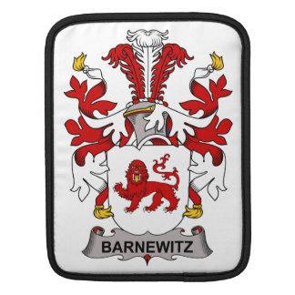 Barnewitz Family Crest iPad Sleeve