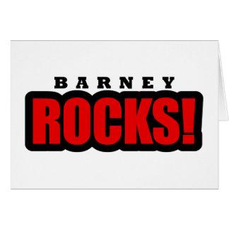 Barney, Alabama City Design Card