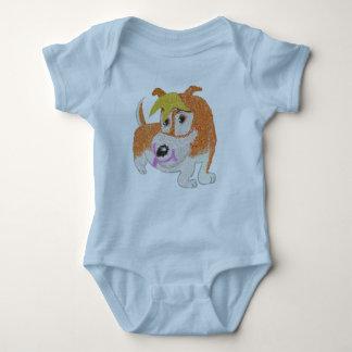 Barney Baby Bodysuit