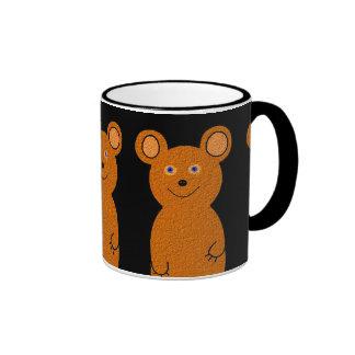 Barney Bear Ringer Mug