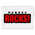 Barney, diseño de la ciudad de Alabama Felicitaciones