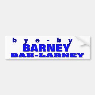 Barney Frank Car Bumper Sticker