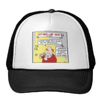 barney frank clap your hands believes trucker hat