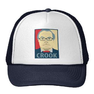 Barney Frank Hope Crook Hats