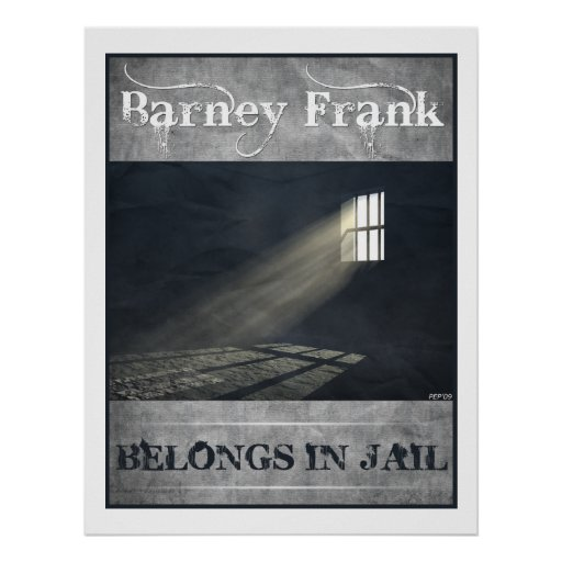 Barney Frank Posters